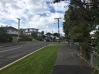 Glen Innes, New Zealand - Glen Innes, September 2018