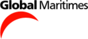 CHNB-DT - Former logo of Global Maritimes, from 1997 to 2006