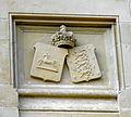 Gmunden Wappen Schloss Cumberland.JPG