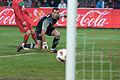 Goal, Portugal - Argentina, 9th February 2011.jpg