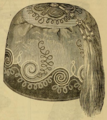 Godey's Lady's Book (1861) - TURKISH LOUNGING CAP.png