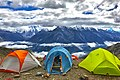 Gongga Snow Mountain Cloud On Foot Mountaineer.jpg