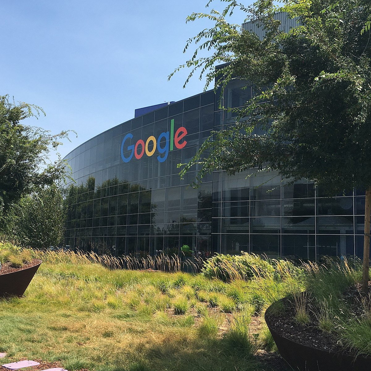 Google Main Office: Googleplex