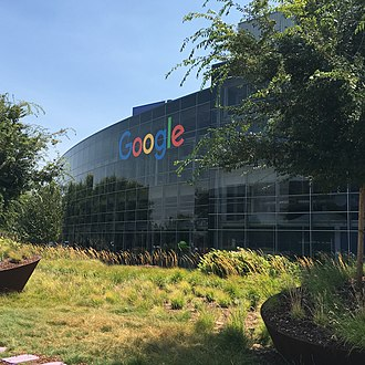 Google - Google's headquarters, the Googleplex