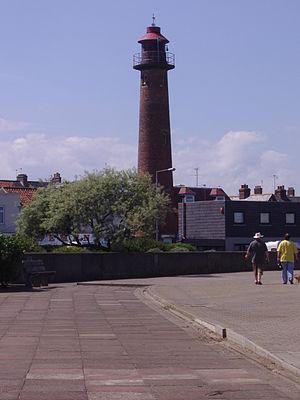 Gorleston (Range Rear) Lighthouse