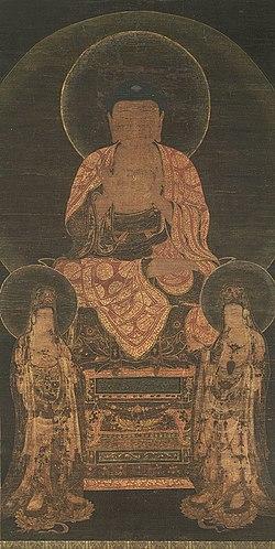 Goryeo-Amitabha Triad.jpg