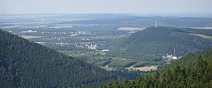 Sudmerberg - Sudmerberg, view from Harz mountains