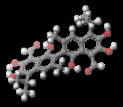 Gossypol (structure).png