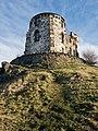 Gothic Tower - City Observatory of Edinburgh - 03.jpg