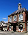 Grade II listed Lampeter Town Hall - geograph.org.uk - 6150823.jpg