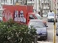 Graffiti on vans in Rome.jpg
