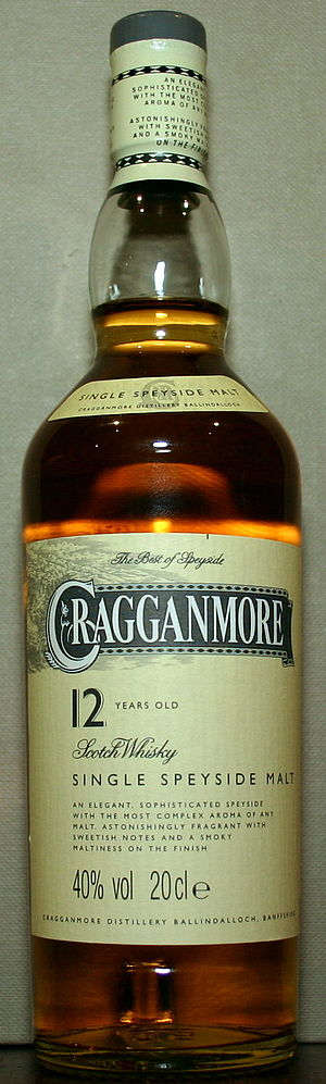 Gragganmore Single Malt Speyside Scotch Whisky...