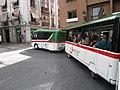 Granada tourist bus, 19 July 2016.JPG