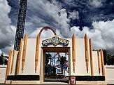 Warner Bros. Movie World's Grand Entrance
