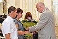 Granting the Order of Courage to Danil Sadykov 2012-07-26 (5).jpg