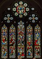 Grasby, All Saints church, east window (27013134512).jpg