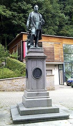 Grazer Schloßberg Welden-Denkmal