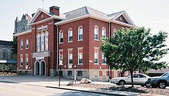 Academy Hill Historic District (Greensburg, Pennsylvania) - Aquinas Academy (1904)