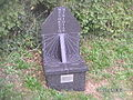 Greenwich meridian marker at Meldreth - geograph.org.uk - 82307.jpg