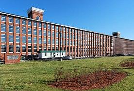Greystone Mills in North Providence