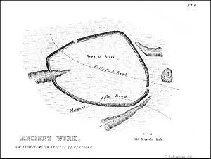 Mount Horeb Earthworks Complex