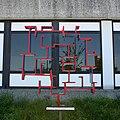 Groningen - Bloedsomloop (1965) van Siep van den Berg.jpg