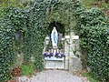 Grotto of our Lady of Lourdes in Tannheim (Württemberg).JPG