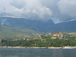 Gurzuf View from the Sea.JPG