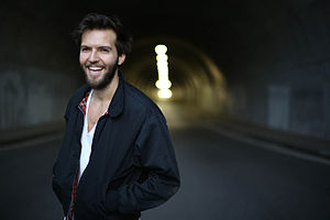 Guy Burnet - The actor, Guy Burnet