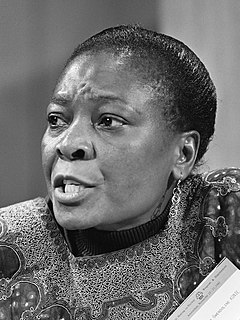 Gwendoline Konie Zambian politician