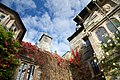 Gwydir Castle - view of re-entrant angle.jpg