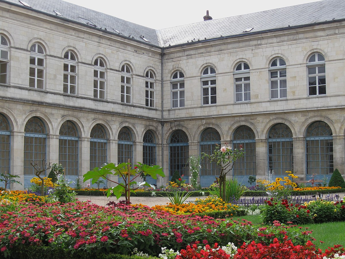 H pital porte madeleine wikip dia for Salon de the porte d orleans