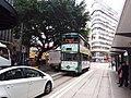 HK 灣仔 Wan Chai 莊士敦道 Johnston Road tram 120 body ads Dec 2018 SSG.jpg