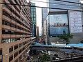 HK 觀塘 Kwun Tong MTR Station view Kwun Tong Plaza footbridge 開源道 Hoi Yuen Road December 2018 SSG ads 藍塘傲 Alto Residences 01.jpg