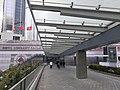 HK 金鐘 Admiralty 夏慤道 Harcourt Road footbridge view January 2020 SS2 06.jpg