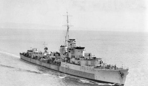 HMAS Quiberon (301247)