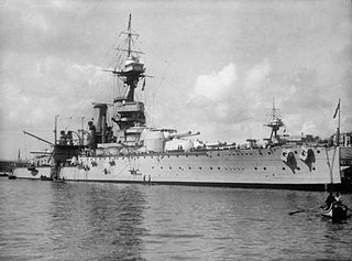 UK King George V-class battleship