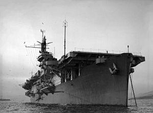 HMS Emperor (D98) - HMS Emperor
