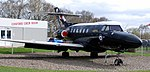 HS-125 Dominie, Shropshire Model Show 2015, RAF Museum Cosford. (17049669649).jpg