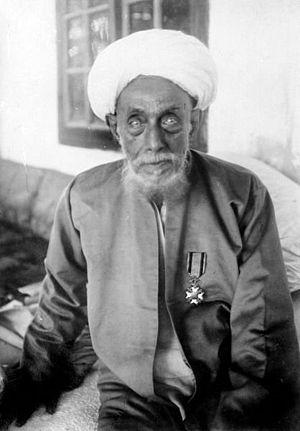 Usman bin Yahya - Habib Uthman