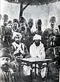Habibullāh Kalakāni (Bacha-i-Saqao) with his followers.jpg