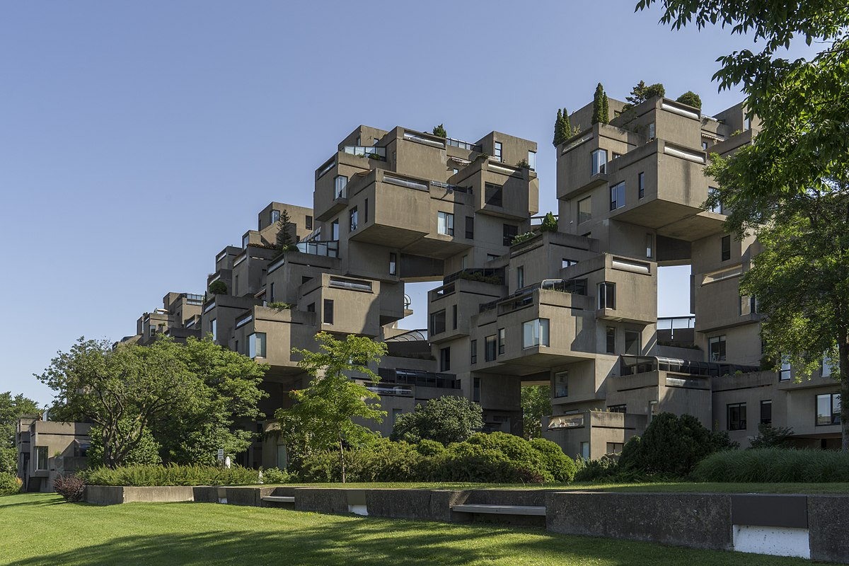 Building A Modular Home Habitat 67 Wikipedia