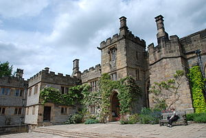 Duke of Rutland - Haddon Hall, Nether Haddon, Derbyshire