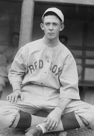 Hal Janvrin - Hal Janvrin with the Boston Red Sox in 1916.