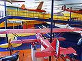 Hall E Avtiation légère et records Musee du Bourget P1010704.JPG