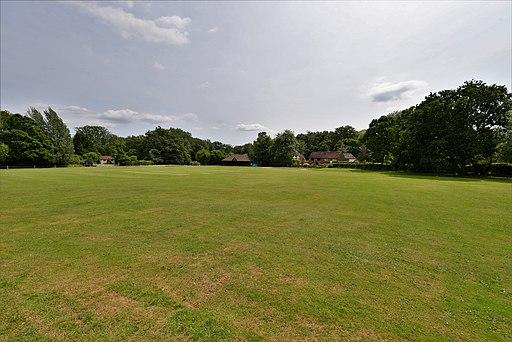 Hambledon Cricket Ground (geograph 5807228)
