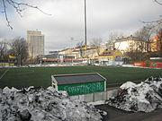 Hammarby IP (Bedre billede havde været et +)