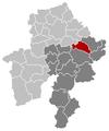 Hamois Namur Belgium Map.png