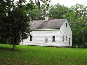 Hampton Plantation - Hampton Plantation's Kitchen