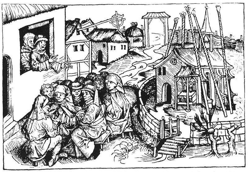 File:Hans Boehm Pfeifer von Niklashausen Schedelsche Weltchronik.JPG